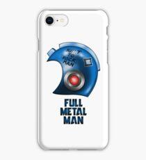 Full Metal Man iPhone Case/Skin