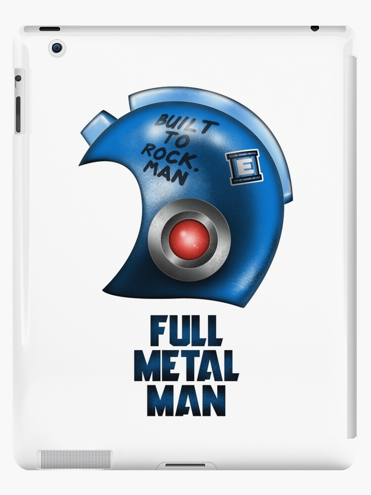 Full Metal Man by harebrained