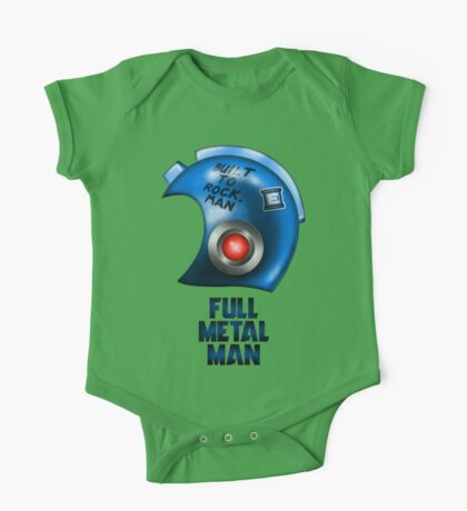 Full Metal Man Kids Clothes