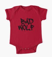Bad Wolf One Piece - Short Sleeve