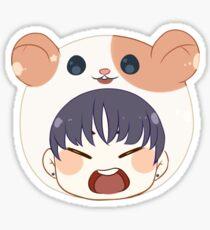 Hoshi - Hamster Sticker