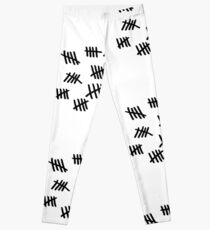 Tally Marks Leggings