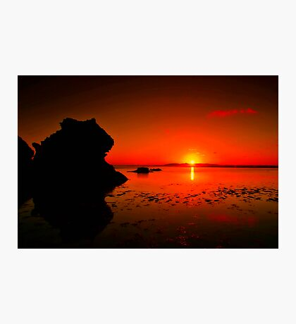 """Lonsdale Sunrise"" Photographic Print"