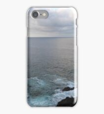 Calm Seas! From Cliff walk 'Forster' N.S.W. Nth. Coast. iPhone Case/Skin