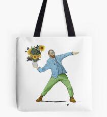 Van Goghsky Tote Bag