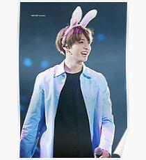 Póster Bunny Jungkook