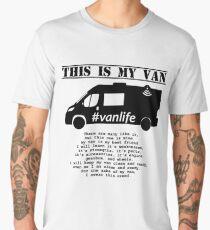 Vanlife Creed Ducato G4 Men's Premium T-Shirt