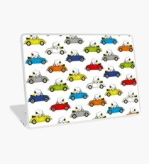 SNOOPY CARS Laptop Skin