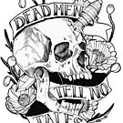 Dead Men Tell No Tales Ink by FaerytaleWings