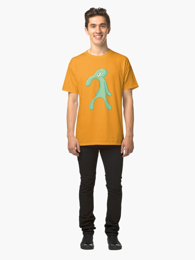 Alternate view of Bold and Brash Classic T-Shirt