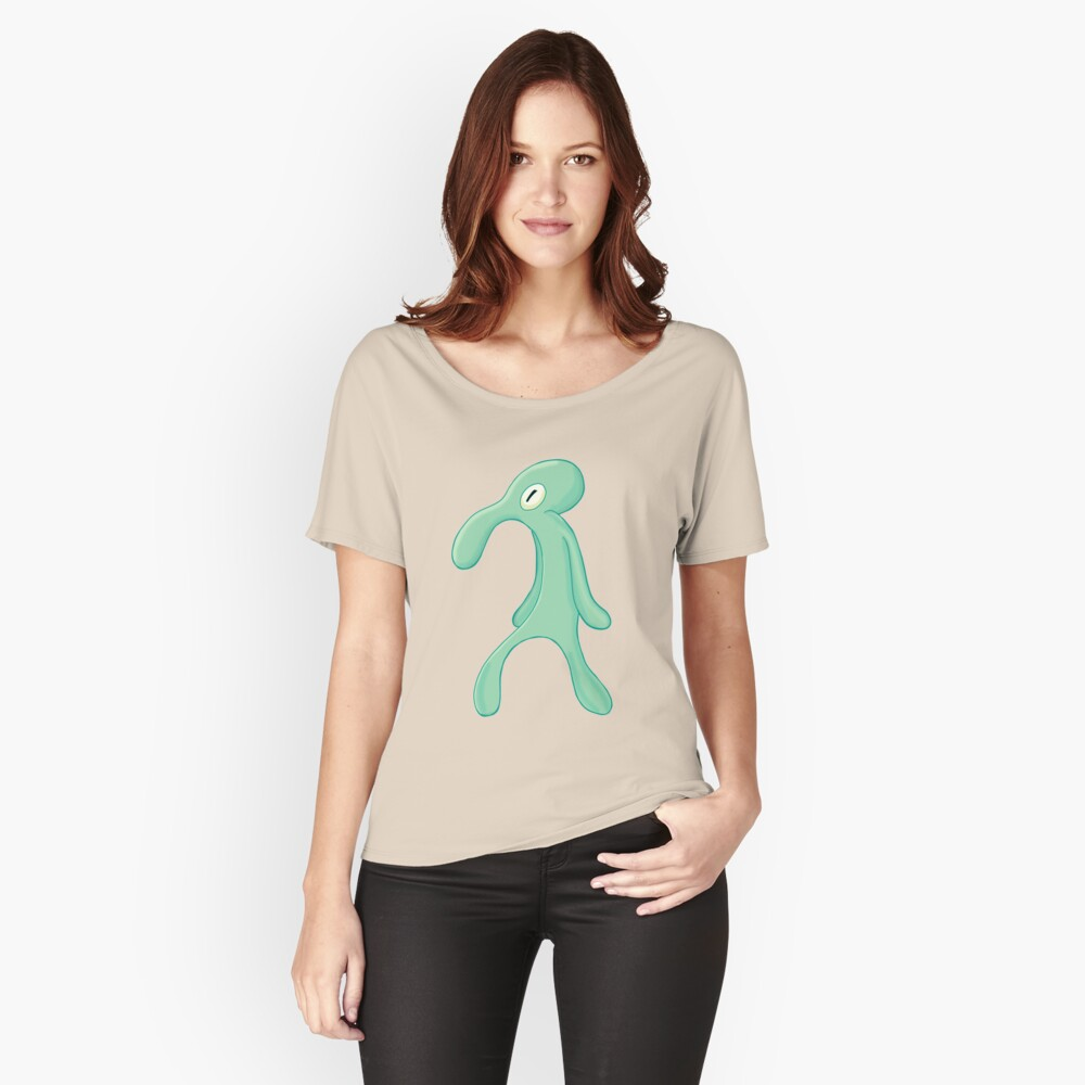 Bold and Brash Relaxed Fit T-Shirt
