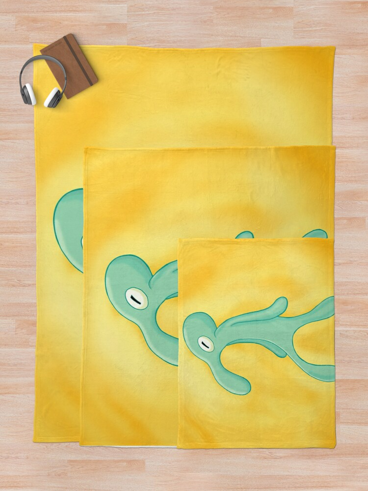 Alternate view of Bold and Brash Throw Blanket