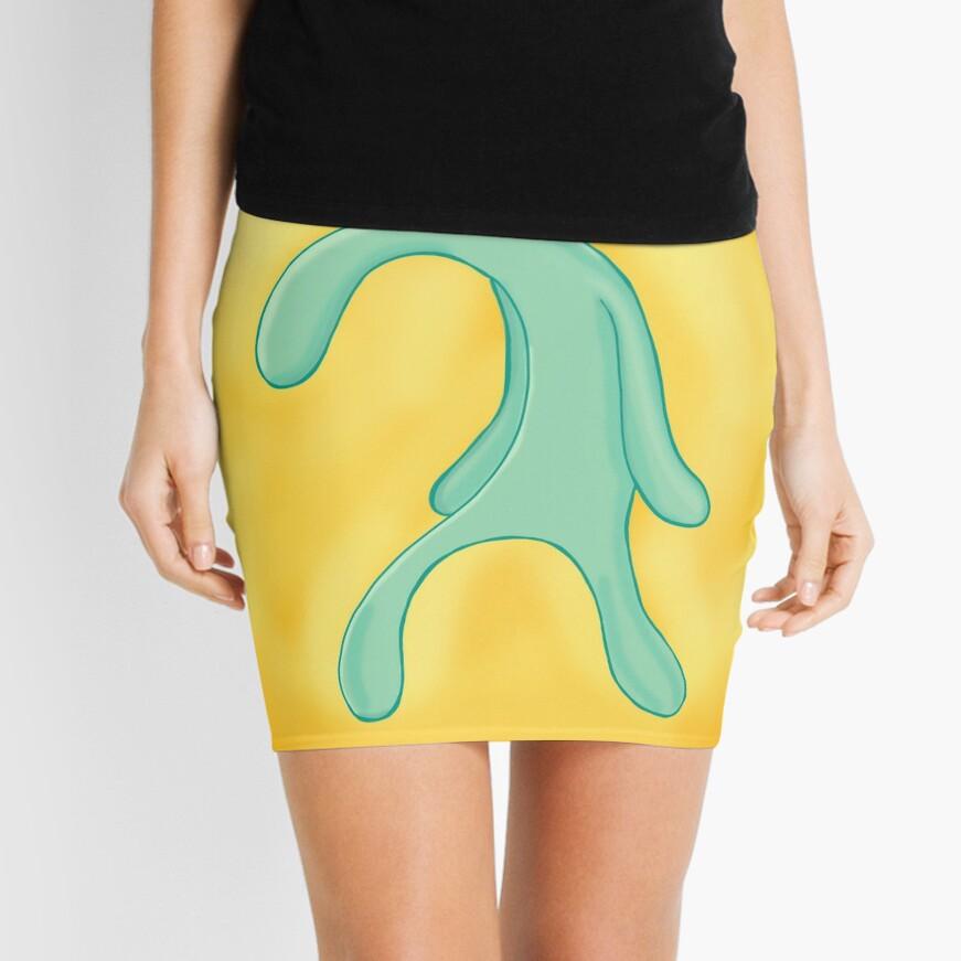 Bold and Brash Mini Skirt