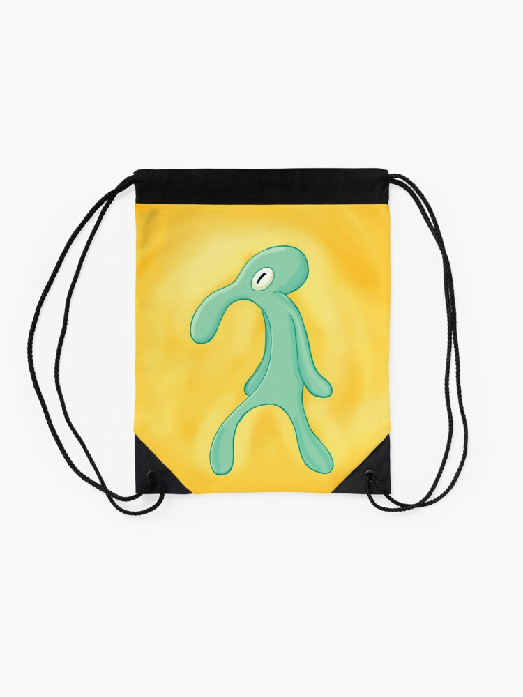 Alternate view of Bold and Brash Drawstring Bag
