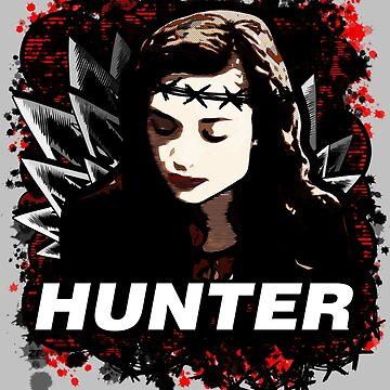 Hunter by van-helsa124