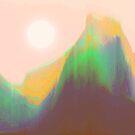 Mountain Heat by Okti W.