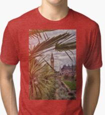 London summer Tri-blend T-Shirt