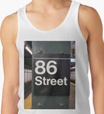 New York, Manhattan, Brooklyn, New York City, architecture, street, building, tree, car, pedestrians, day, night, nightlight, house, condominium,  Tank Top