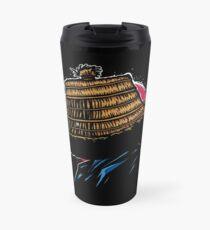 Elemental Warrior Travel Mug
