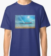 At the Edge Classic T-Shirt