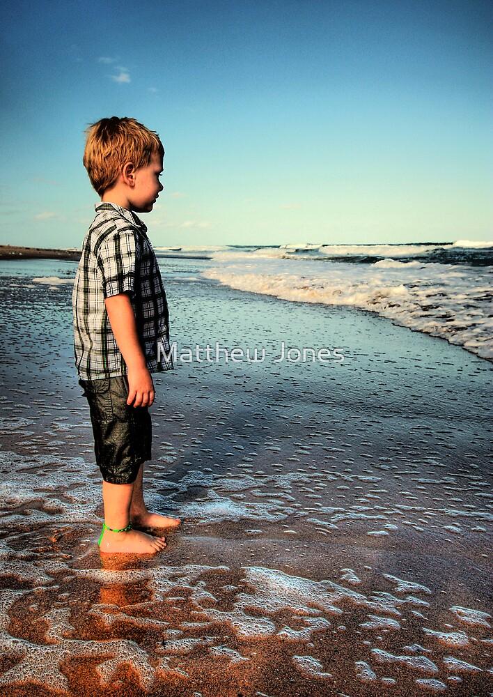 An Ocean Dream by Matthew Jones