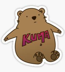 Kuma Sticker
