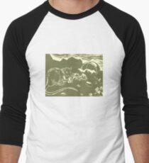 Crunchy Men's Baseball ¾ T-Shirt