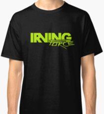 IRVING FORCE Logo GODMODE Green Classic T-Shirt