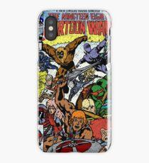 Cartoon Wars iPhone Case/Skin