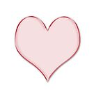 Love symbol, pink by i-ra888