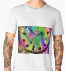 Rolex Watercolor Men's Premium T-Shirt