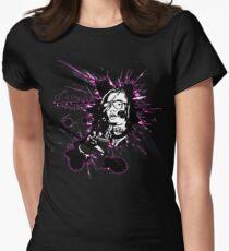 Lil Pump Slashing Women's Fitted T-Shirt