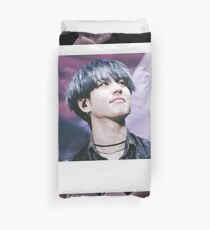 Yugyeom - Bias Duvet Cover