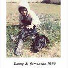 Danny & Samantha 1974 by mayachrome
