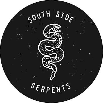 South Side Serpents - Sticker by WieskeV