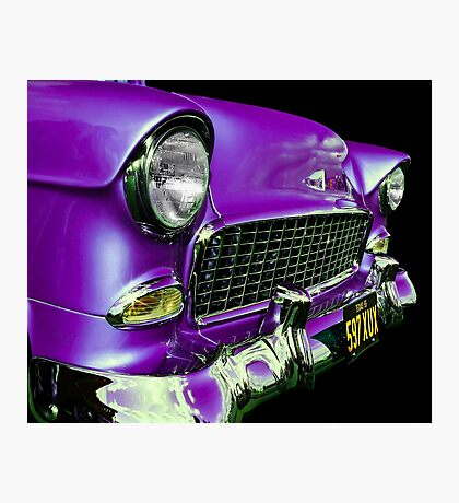 American Icon 1955 Chevy Photographic Print