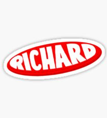 What the F*** Richard Sticker