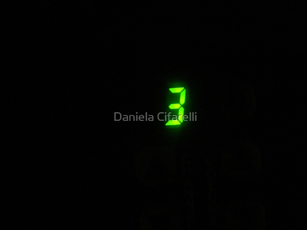 Numbers ;-) by Daniela Cifarelli