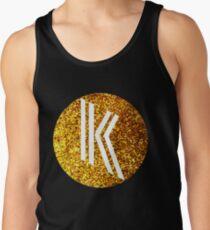 Kylie Minogue - Glitter & Golden #K Tank Top