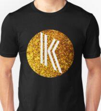 Kylie Minogue - Glitter & Golden #K Unisex T-Shirt