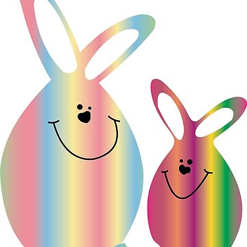 Disco Rabbit by zeke2usher
