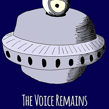 The Voice Remains - Robot Explorer by niry
