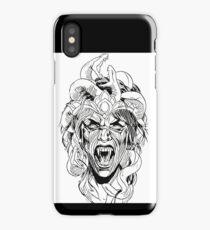 Snake Queen iPhone Case