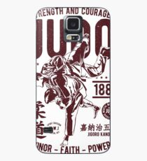 STRENGHT AND COURAGE JUDO 1882 HONOR -FAITH - POWER  T-SHIRT  Case/Skin for Samsung Galaxy