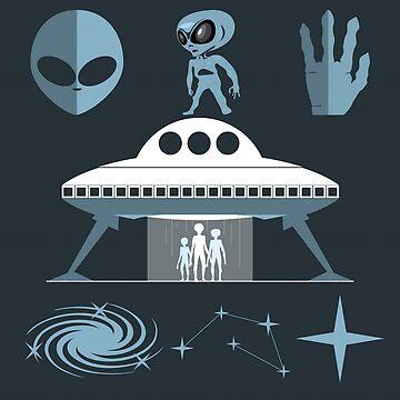 Alien Vibe  by webso