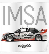 IMSA GTO Poster