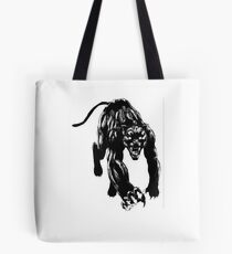 Let The Monster Out Tote Bag