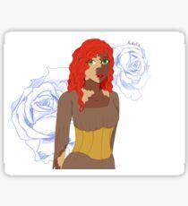 Rose of beauty Sticker