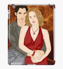 Xander & Anya iPad Case/Skin