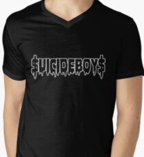 $uicideboy$ Men's V-Neck T-Shirt